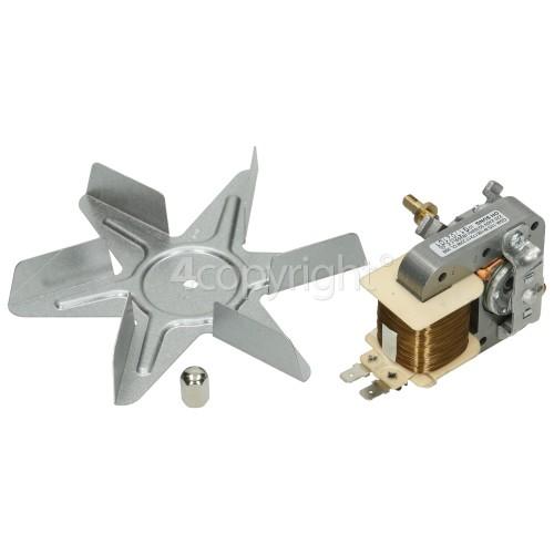 Bauknecht BLPE 8100 PT Oven Fan Motor