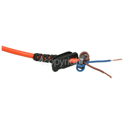Flymo Cable Assembly - UK Plug