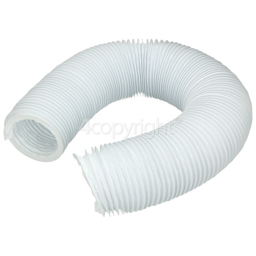 "Whirlpool Universal 3m PVC Flexible Vent Hose (4"" Dia)"