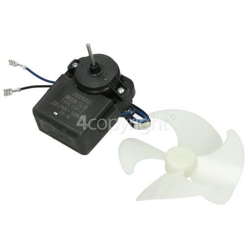 Ariston Fan Motor : 220/240V 2660820 ( TYPE ESF-2 ) 28-16