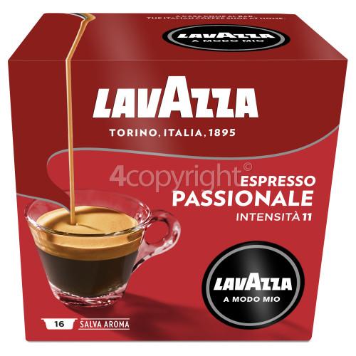 Lavazza Passionale Espresso Capsules (Box Of 16 Capsules)