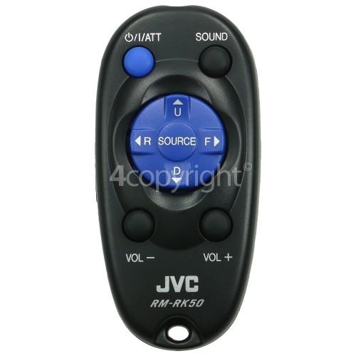 JVC RM-RK50 Remote Control