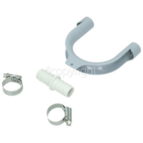 Universal Drain Hose Kit 19mm To 22mm