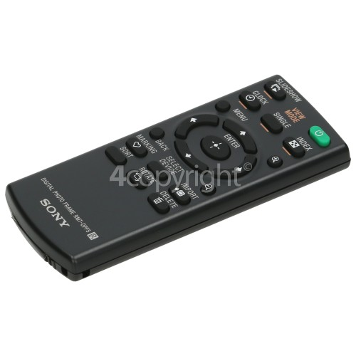 Sony DPFD1010 RMTDPF5 Remote Control