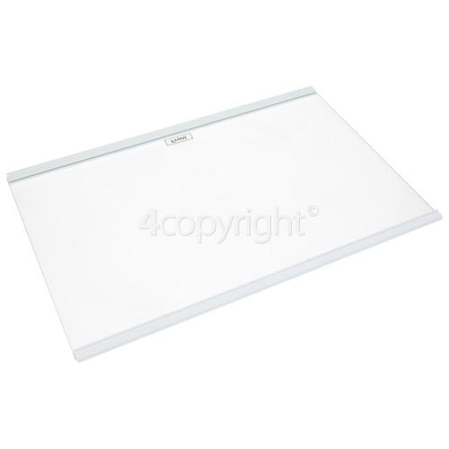 Samsung Fridge Shelf Assembly : 460x305mm
