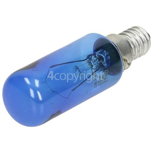 25W E14 Fridge Blue Lamp