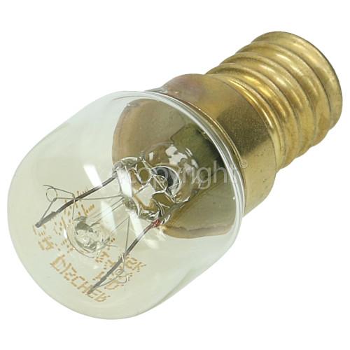 Universal 15W Oven Lamp SES/E14 230-240V