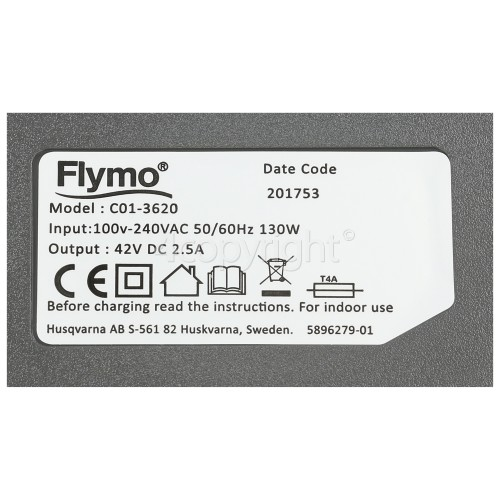 Flymo Charger Uk