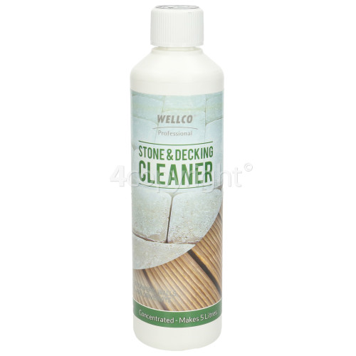 Wellco Professional Stone & Decking Cleaner