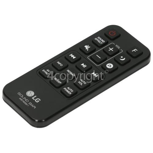 LG AKB74935611 Sound Bar Remote Control