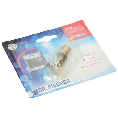 25W Universal Lamp SES/E14 230-240V