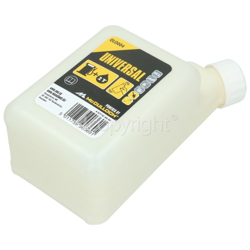 McCulloch OLO004 Fuel Mixing Bottle