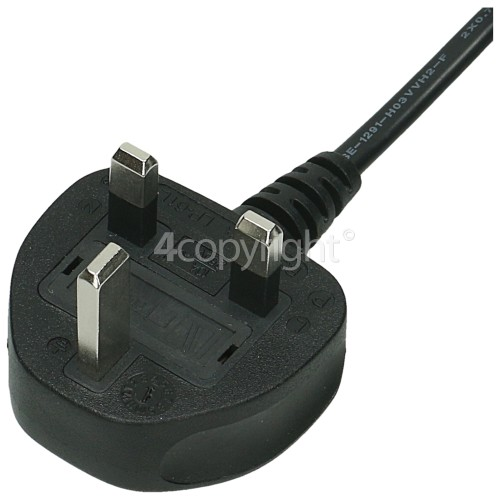 Sony Mains Cable - UK Plug