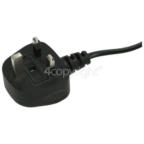JVC Mains Cable - UK Plug