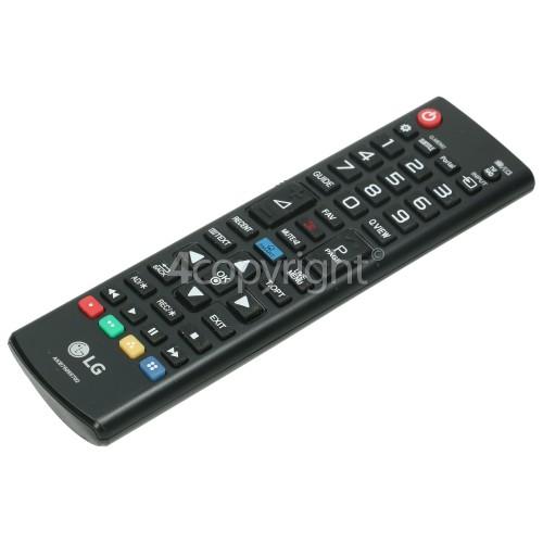 LG Remote Control