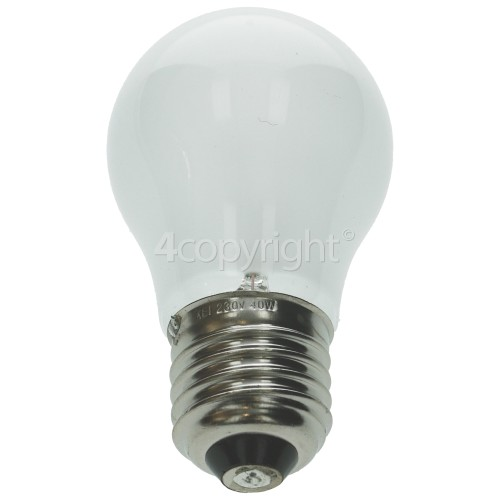 LG 40W ES (E27) Round Fridge Appliance Lamp