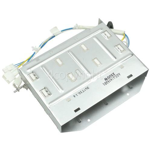 LG Heater Assembly