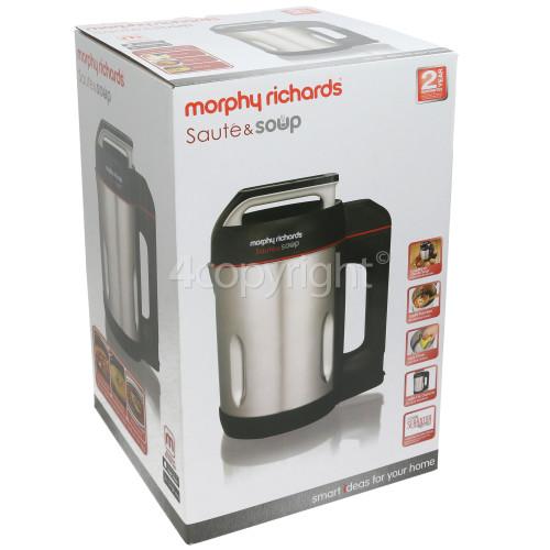 Morphy Richards Saute & Soup Maker | Spares, Parts