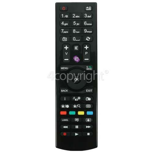 RC4870 TV Remote Control