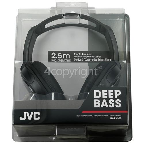 JVC HARX300 Full-Sized Headphones