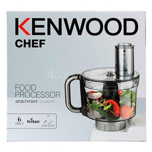 Kenwood KAH647PL High Speed Food Processor Attachment