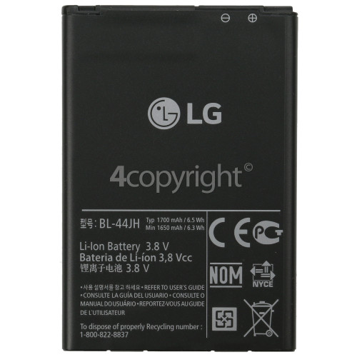 LG Rechargeable Battery