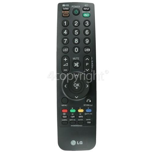 LG 42PX3RVA AKB69680405 Remote Control