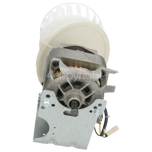 White Knight Motor Assembly