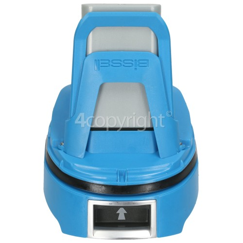Bissell Dirty Tank Cover Assembly - Bossanova Blue
