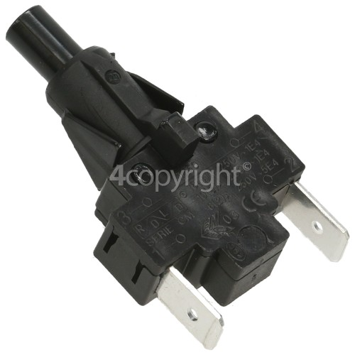 Ariston C34SM1(X)AG Push Button Ignition Switch : 2tag