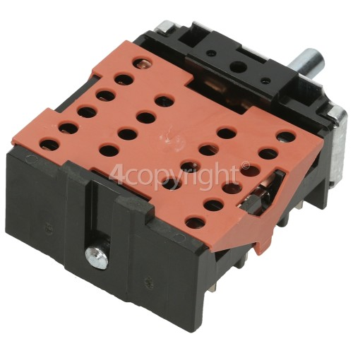 Ariston C 6V9 P (X)SK 230 Oven Function Selector Switch EGO 46.27266.813