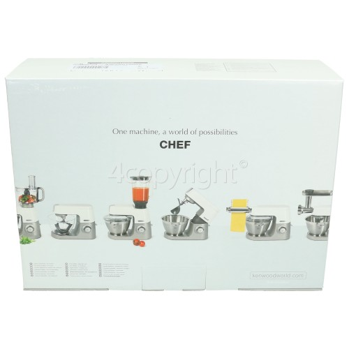 Kenwood KAX941PL Chef/kMix Grain Mill Attachment