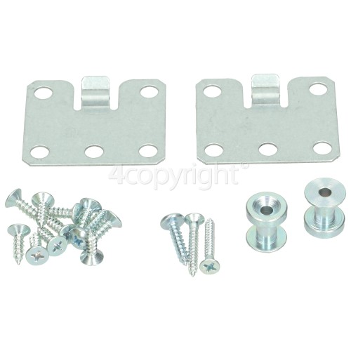 Stoves Dishwasher Decor Door Fixing Kit
