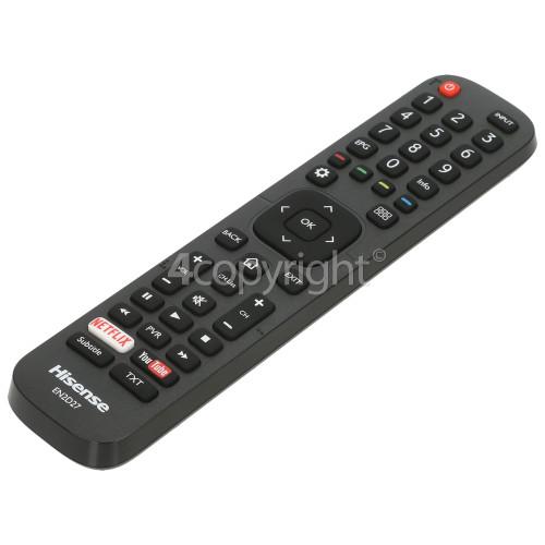 Hisense EN2D27 TV Remote Control