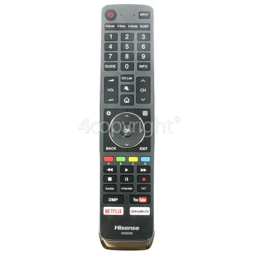 Hisense EN3D39 TV Remote Control