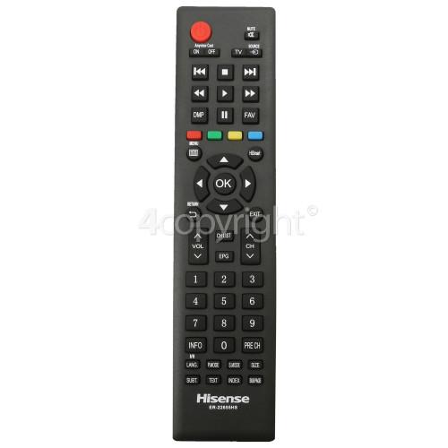 Hisense ER-22655HS TV Remote Control
