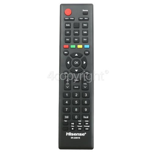 Hisense ER-22601A TV Remote Control