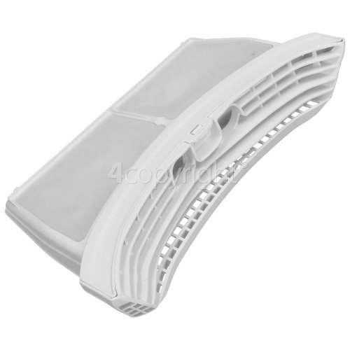 Beko Asymmetric Filter Cassette Assembly : 353 X 182 X 66mm