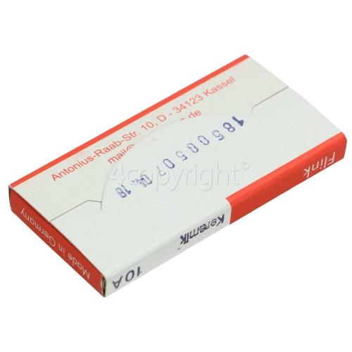 Neff Fuse : 10amp 32mm X 6.3mm