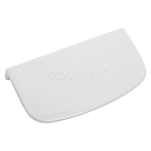 Lec Fridge Evaporator Door Handle - White