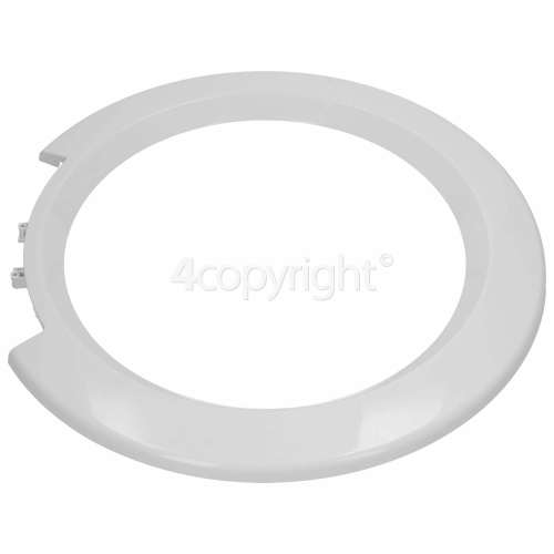 Bosch Outer Door Outer Frame - White