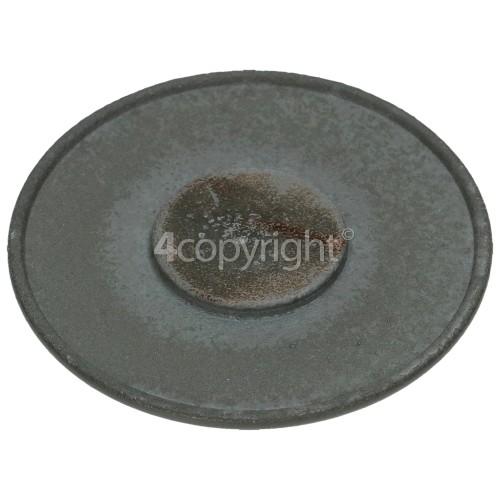 Neff Burner Cap Auxillary (Small) Black Matt : 45mm Dia.