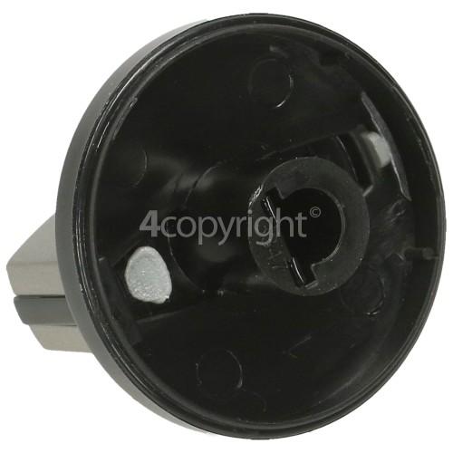 Neff Hob Control Knob - Silver / Black