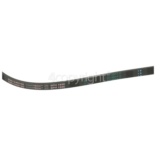 Grundig Poly-Vee Drive Belt 1930 H6
