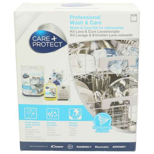 Care+Protect Dishwasher Wash / Care / Cleaning Kit