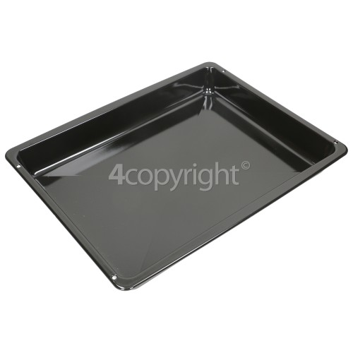 Beko Enamelled Deep Roasting Tray - 463 X 365 X 50mm