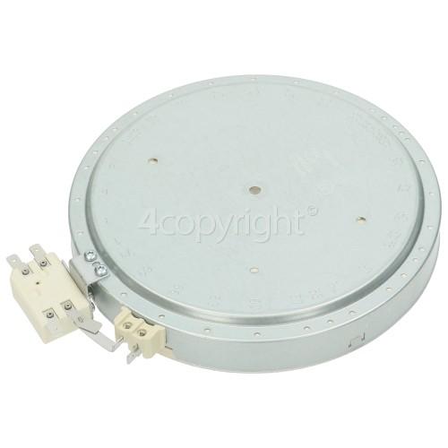 Beko 8620X Ceramic Hotplate Element Single 1800W