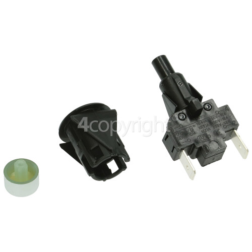 Rangemaster Oven Light Switch Assembly