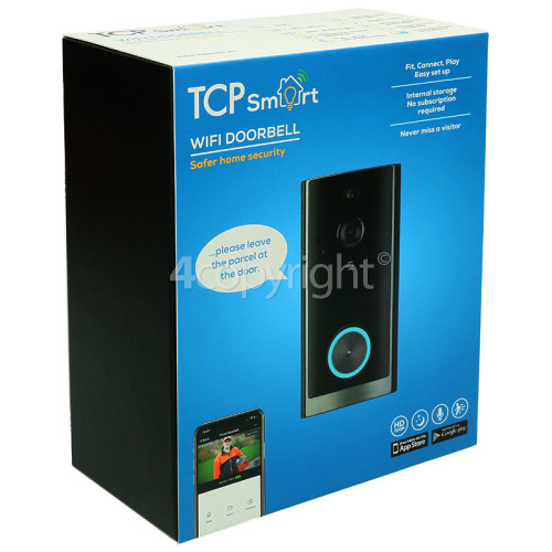 TCP Smart WiFi Motion Sensor Doorbell