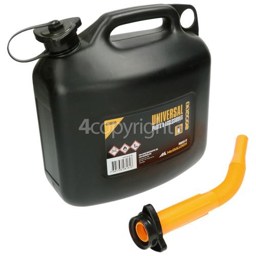 McCulloch OLO020 Fuel Can - 5 Litre